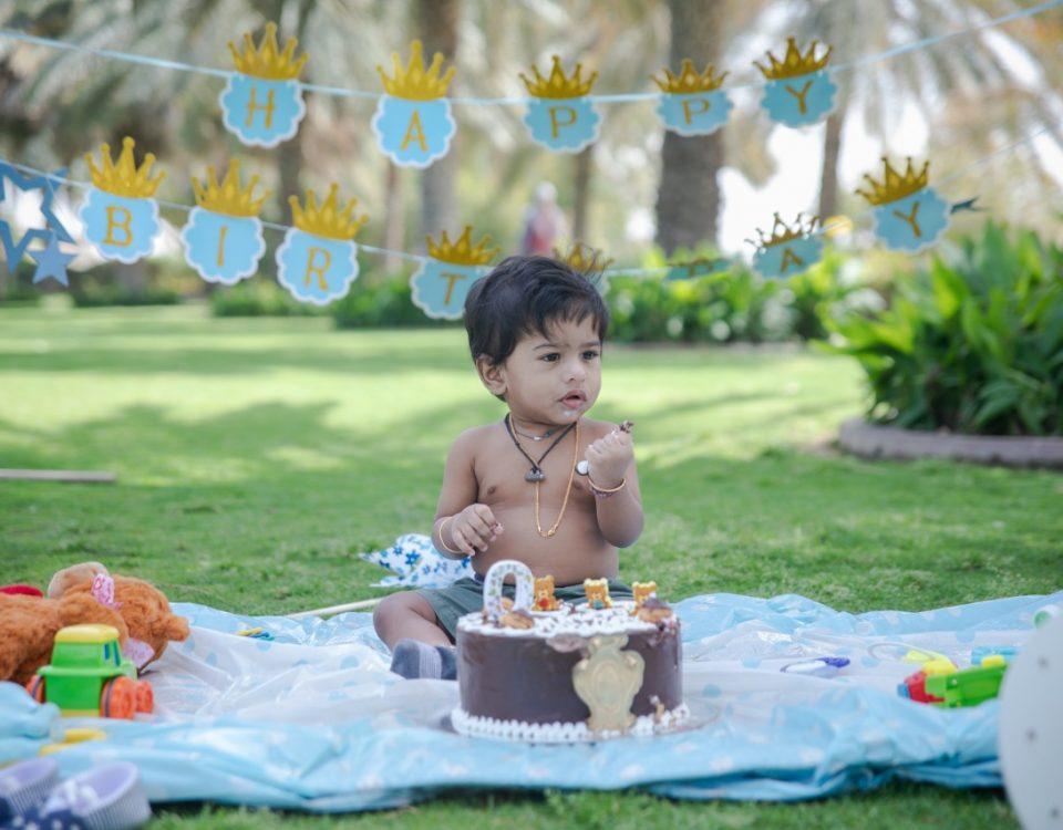 cake-smash photo shoot in Dubai-6