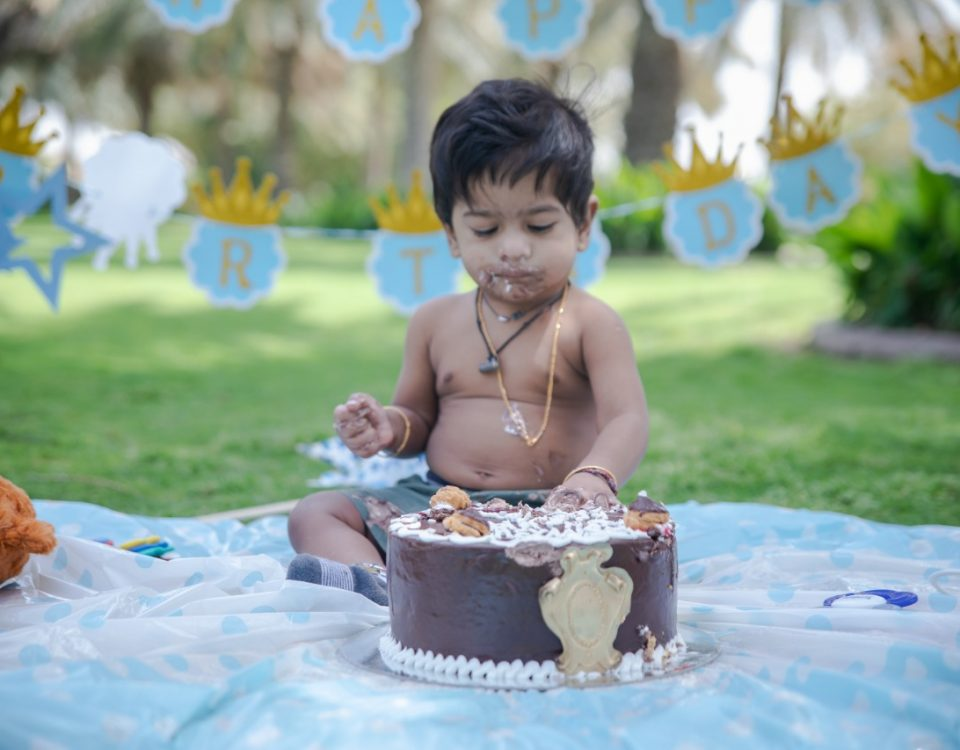 cake-smash photo shoot in Dubai-7