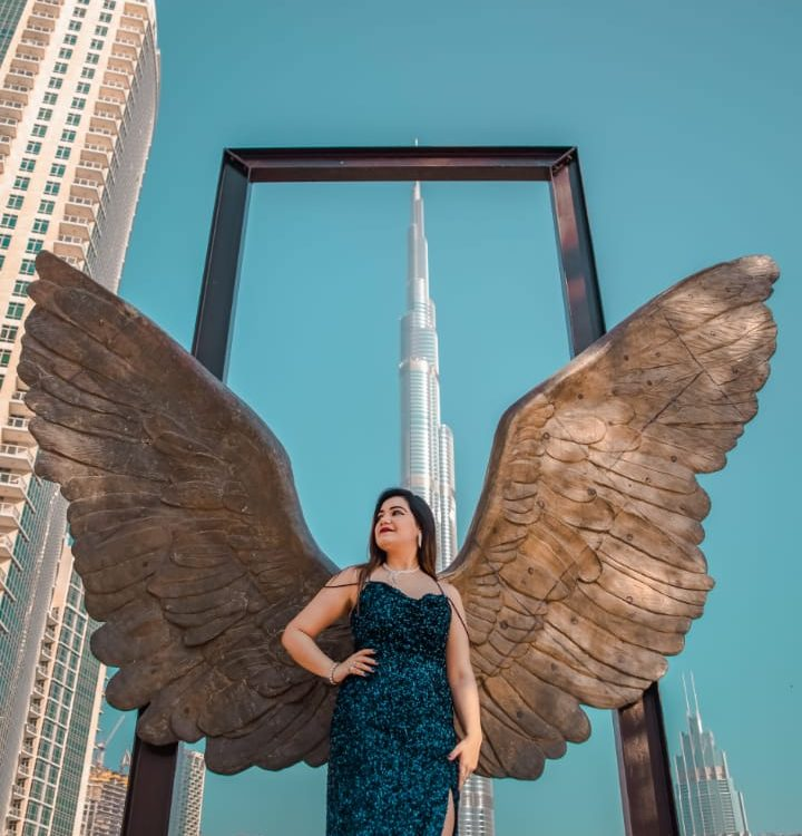 best places to take photoshoot in Dubai