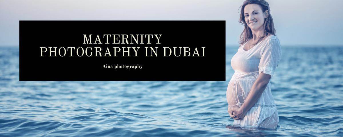 Maternity Photography in Dubai