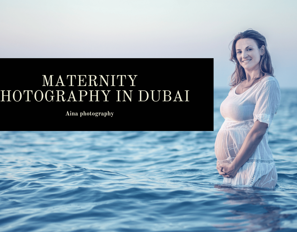 Maternity Photography in Dubai